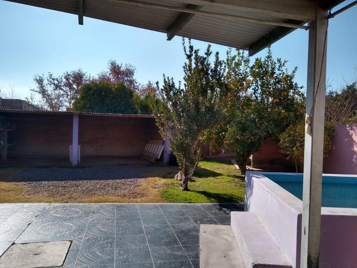 Foto Casa en Venta en  Santa Lucia ,  San Juan  Santa Lucia a 200 metros de Libertador y Circunvalación
