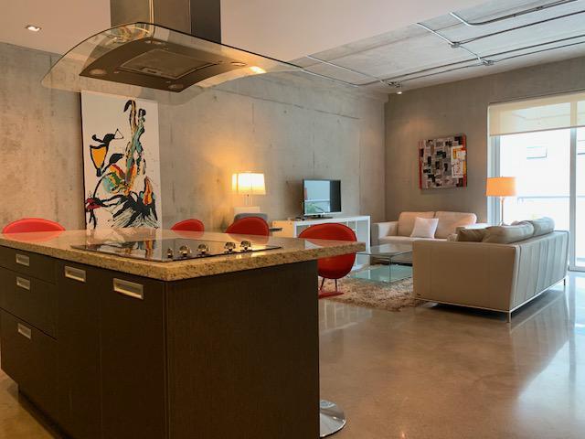 Foto Departamento en Renta en  San Rafael,  Escazu      Ave. Escazu/ Full muebles/Impecable/Privacidad/Bodega