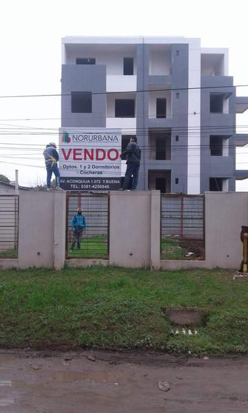 Foto Departamento en Venta en  Camino de Sirga,  Yerba Buena  Balcones U27