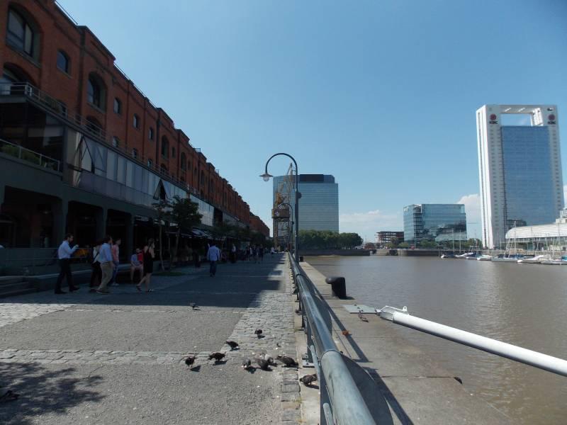 Foto Oficina en Alquiler en  Puerto Madero ,  Capital Federal  Alicia Moreau de Justo al 200