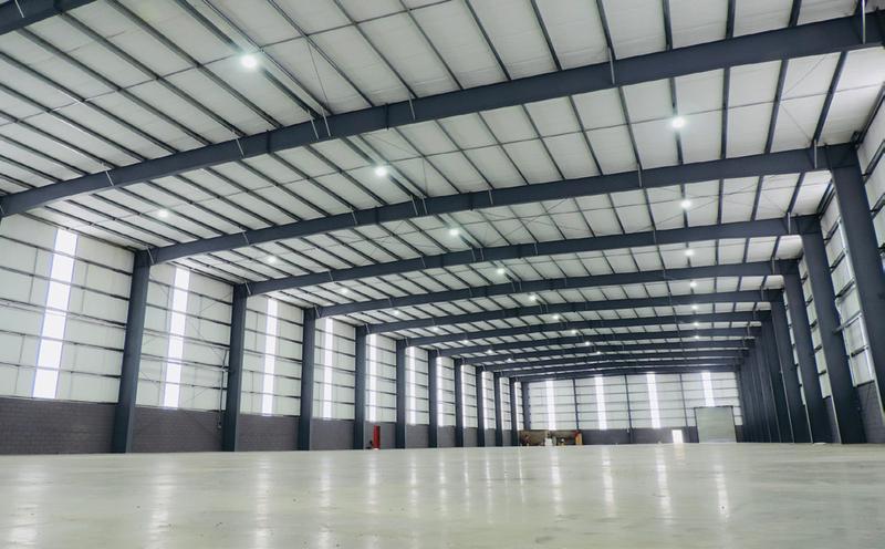 Parque Industrial Ruta 6 Depositos Modulares 1690 m2