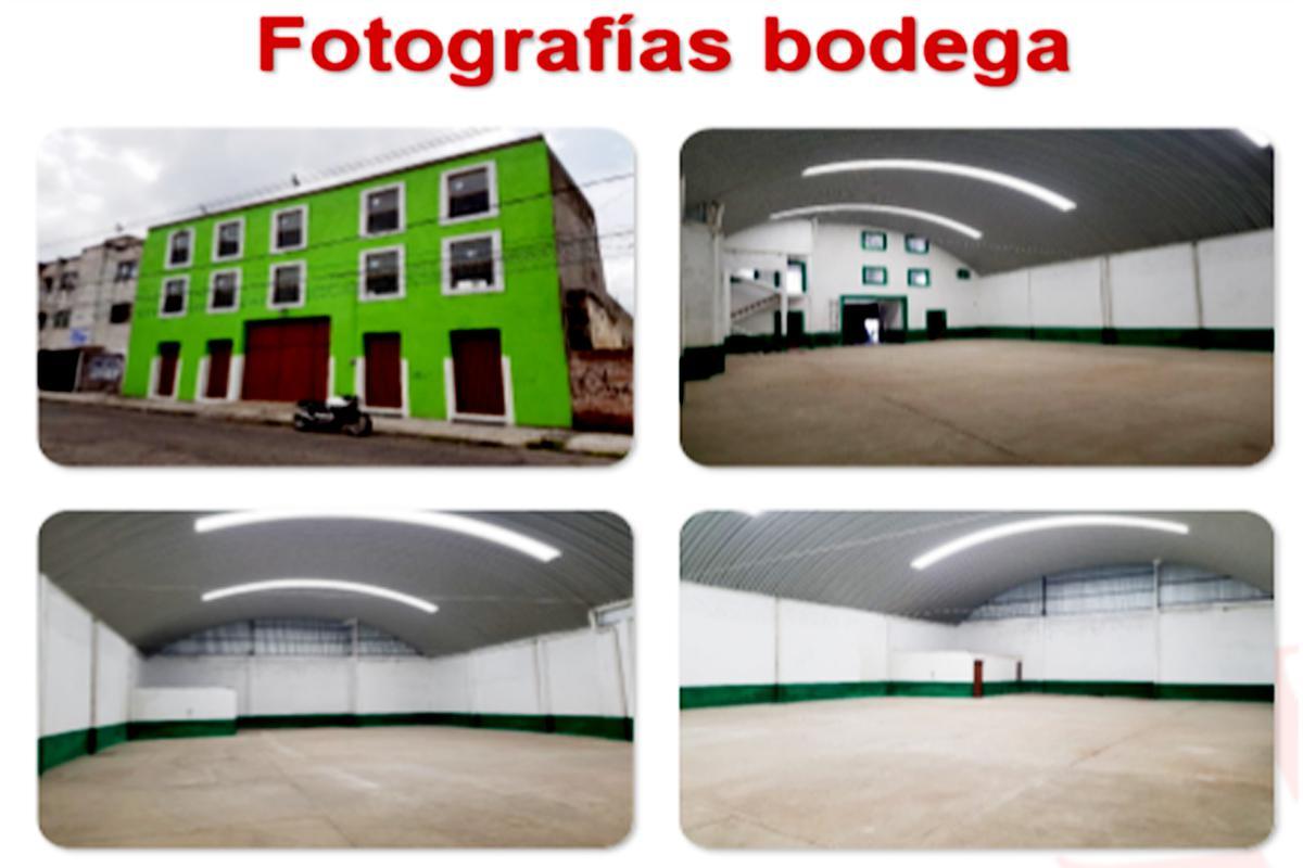 Foto Bodega Industrial en Renta en  Puebla ,  Puebla  SE RENTA BODEGA EN CENTRO DE PUEBLA