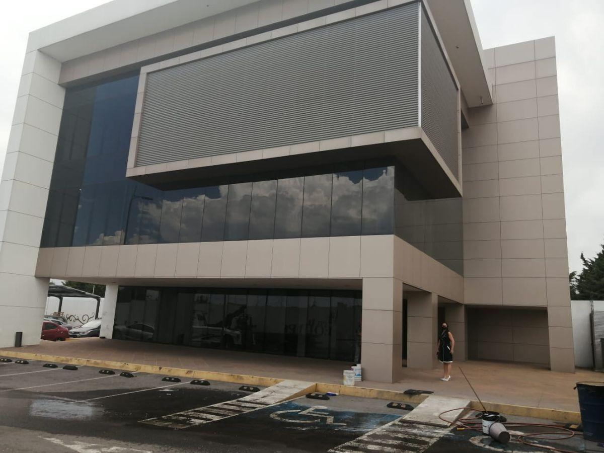 Foto Edificio Comercial en Renta en  La Providencia,  Metepec  Renta de Edificio Corporativo en Metepec