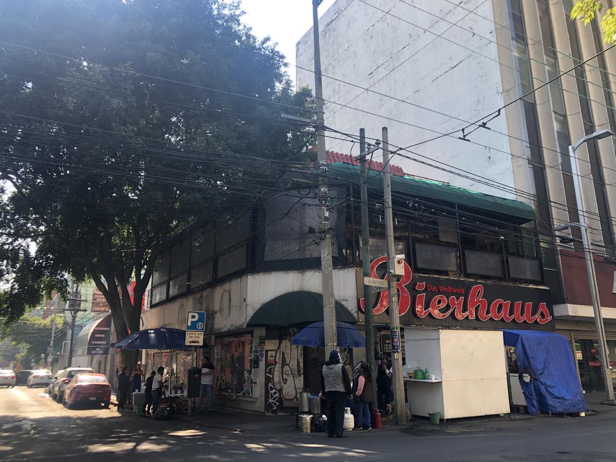 Foto Edificio Comercial en Venta en  Miguel Hidalgo ,  Ciudad de Mexico  General Mariano Escobedo
