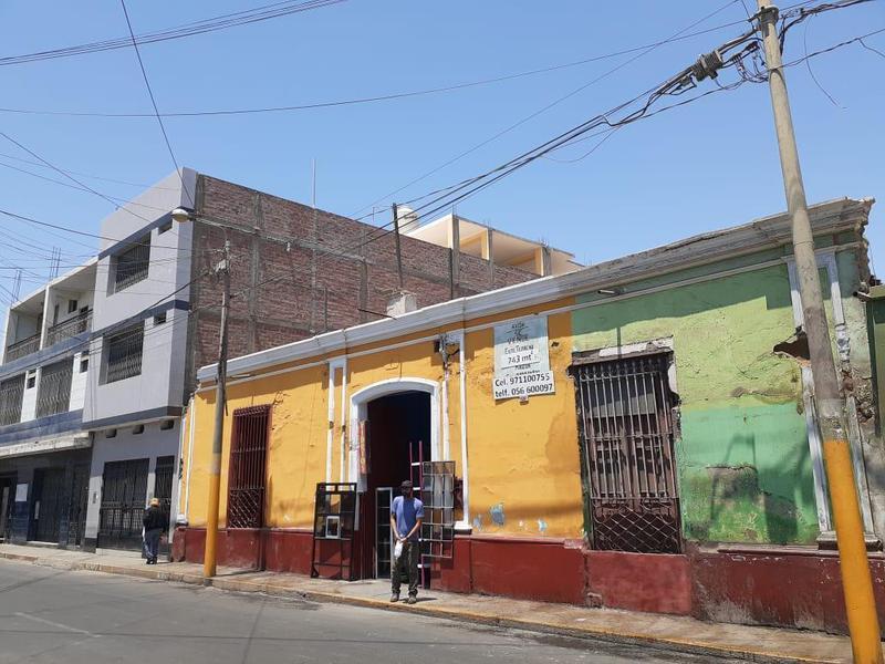 Foto Terreno en Venta en  Ica,  Ica  Calle Ayacucho