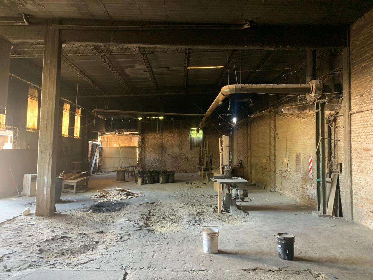 Foto Galpón en Alquiler en  S.Fer.-Vias/Centro,  San Fernando  CALLAO 245