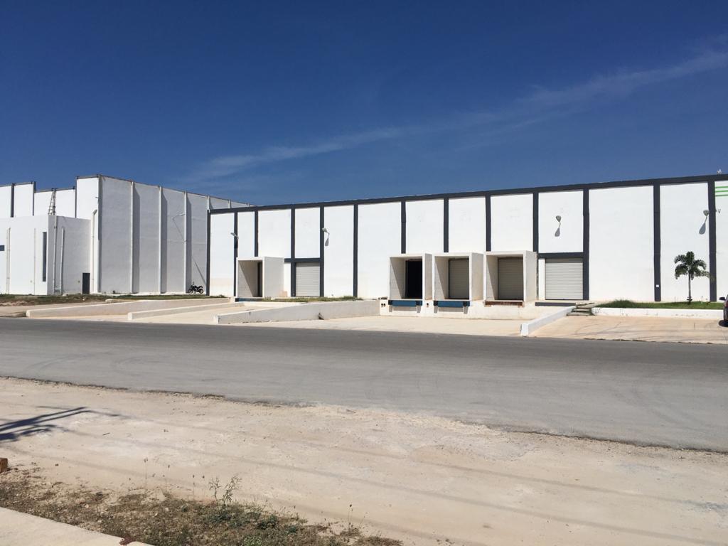 Foto Bodega Industrial en Renta en  Pueblo Teya,  Teya  Bodega Industrial salida carretera Merida-Cancun, con 4 andenes de descarga propios, 2 baños, comedor, oficinas, con caseta de vigilancia.
