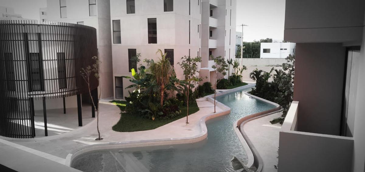 Foto Departamento en Renta en  Arbolada,  Cancún  PH AMUEBLADO EN RENTA EN CANCUN EN RESIDENCIAL ARBOLADA BY CUMBRES EN ELENA