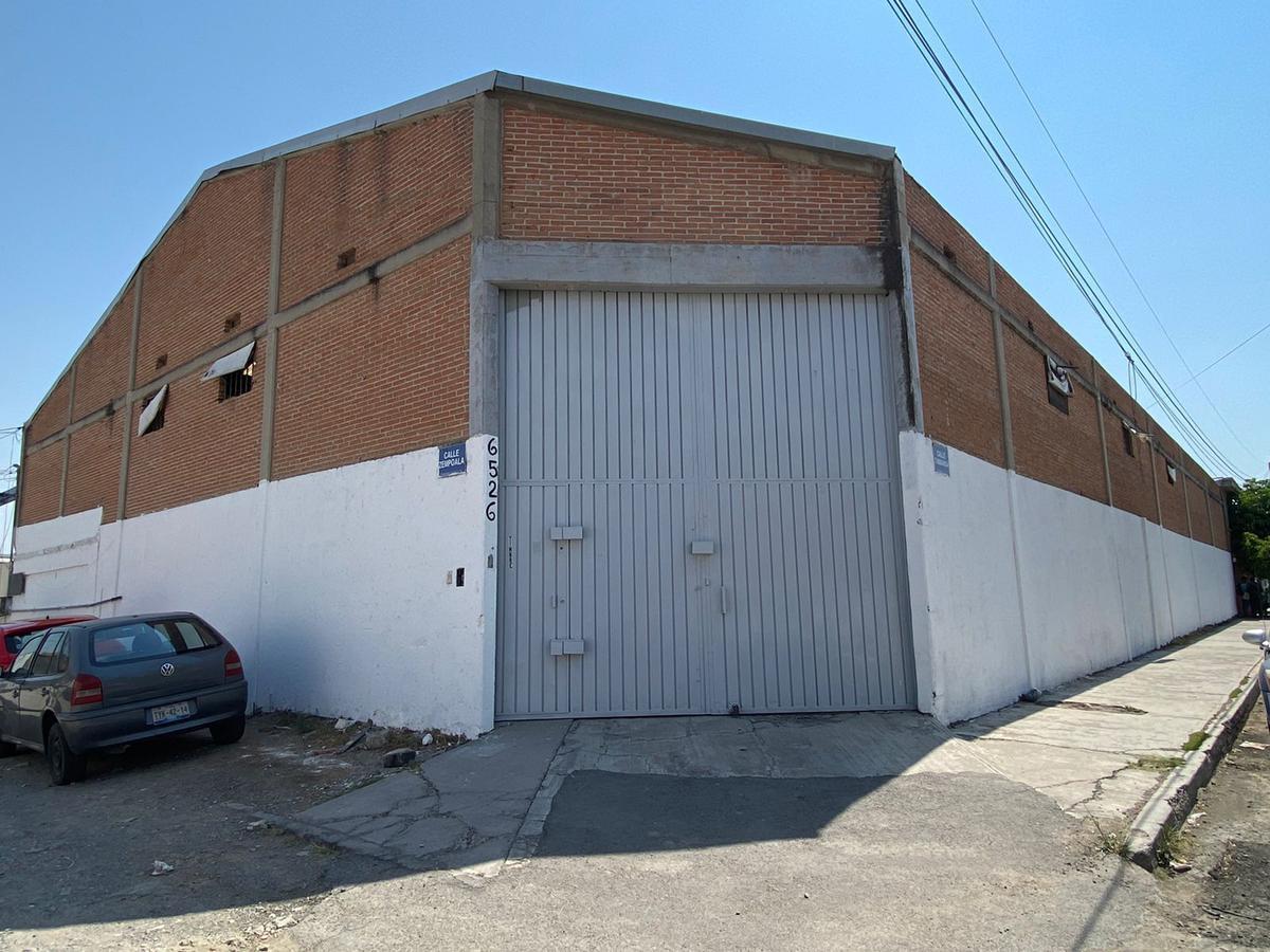 Foto Bodega Industrial en Renta en  Puebla de Zaragoza ,  Puebla  Lagunela de Benítez