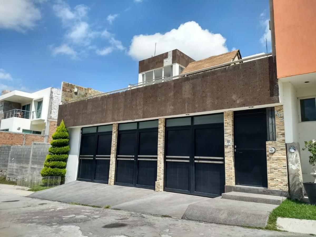 Foto Casa en Venta | Renta en  San Luis Potosí ,  San luis Potosí  CASA EN VENTA O RENTA EN LOMAS DEL TEC, SAN LUIS POTOSI