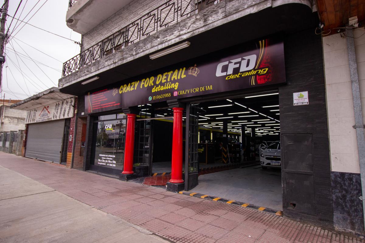 Foto Local en Venta en  Don Torcuato,  Tigre  Riobamba al 2300