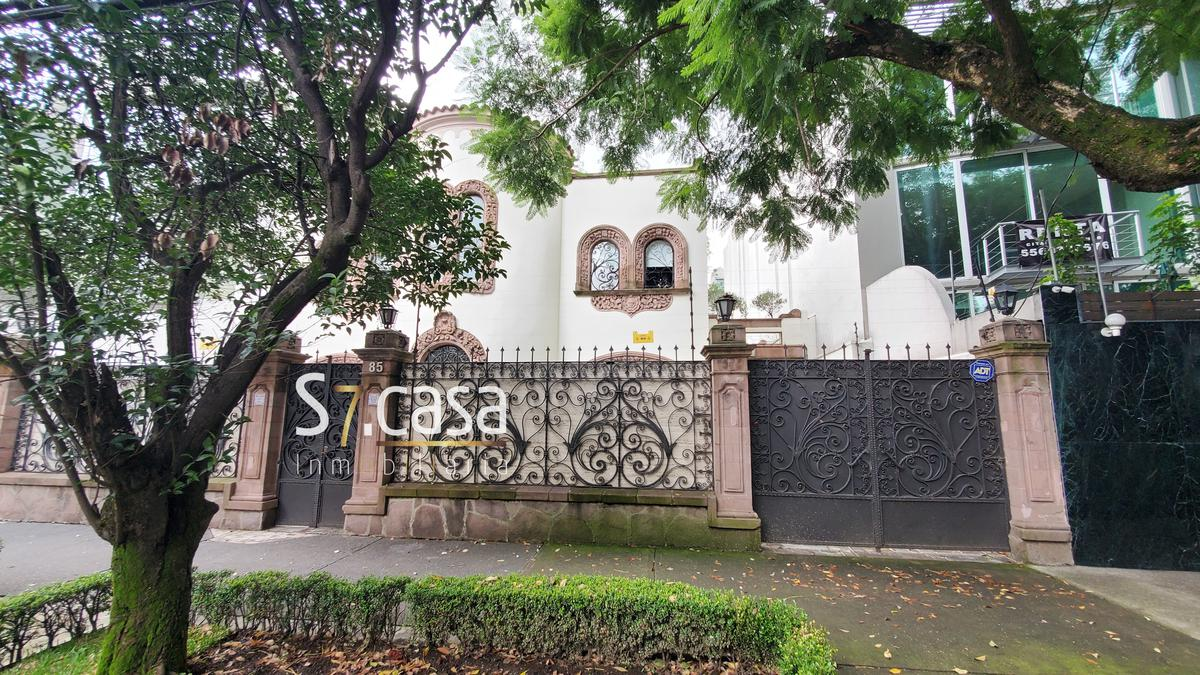 Foto Casa en Renta | Venta en  Polanco,  Miguel Hidalgo  Casa en Renta / Venta en Polanco, remodelada con Jardin