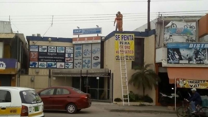 Foto Local en Renta |  en  Del Bosque,  Tampico  LOCAL PARA CAJERO AUTOMATICO ZONA NORTE TAMPICO
