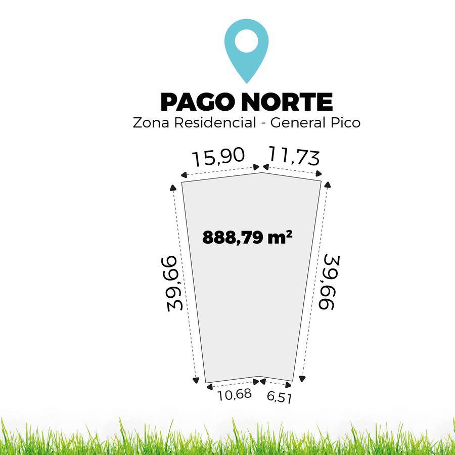 Foto Terreno en Venta en  General Pico,  Maraco  pago norte