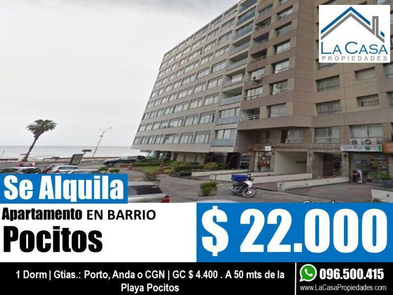 Foto PH en Alquiler en  Buceo ,  Montevideo  SCOSERIA 2900