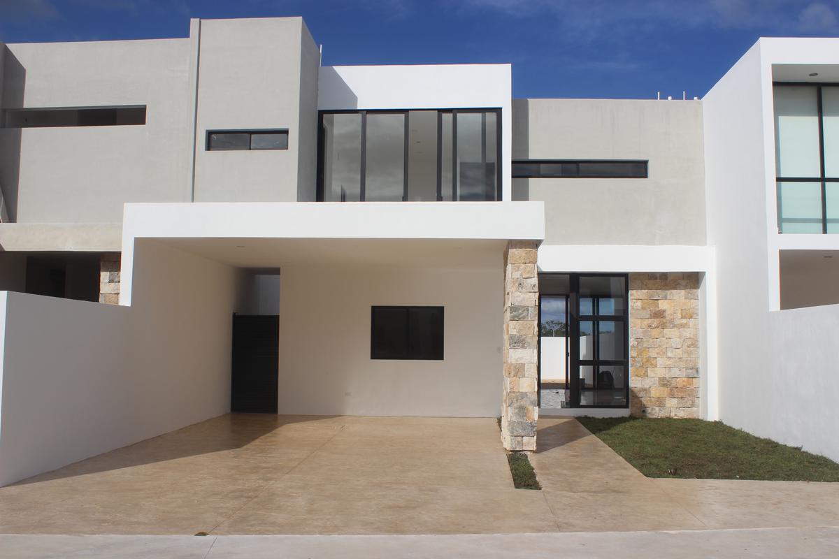 Foto Casa en Venta en  Pueblo Cholul,  Mérida  PRECIOSA CASA EN CHOLUL -ALB-