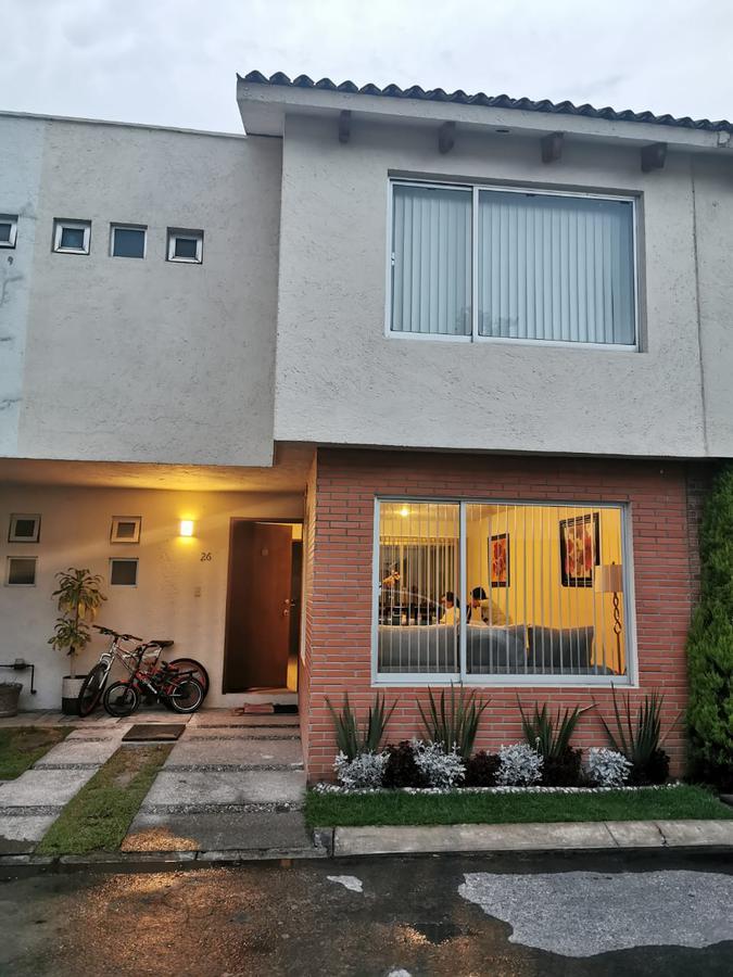 Foto Casa en condominio en Venta en  La Magdalena,  San Mateo Atenco  Allende