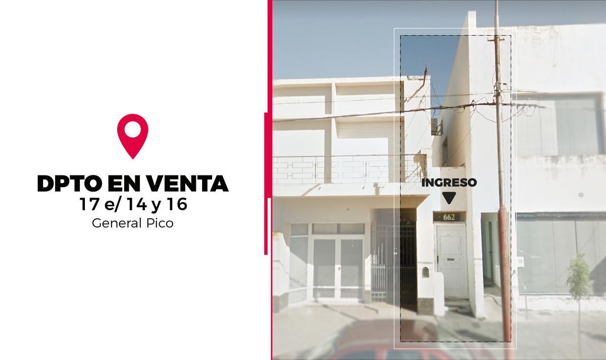 Foto Departamento en Venta en  General Pico,  Maraco  17 e/ 16 y 14