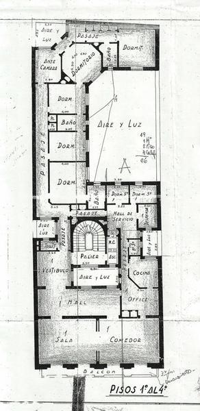 Foto Edificio Comercial en Venta en  Recoleta ,  Capital Federal  Av. Alvear  al 1500