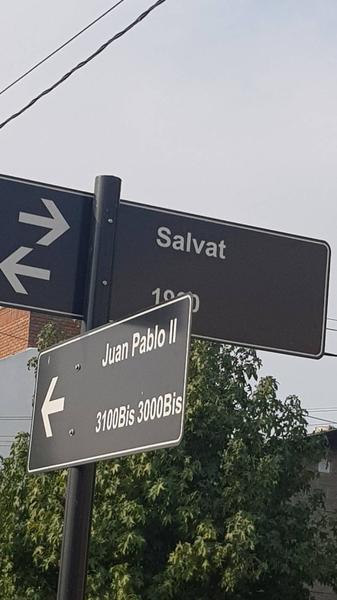 Foto Terreno en Venta en  Rosario ,  Santa Fe  Salvat 1995