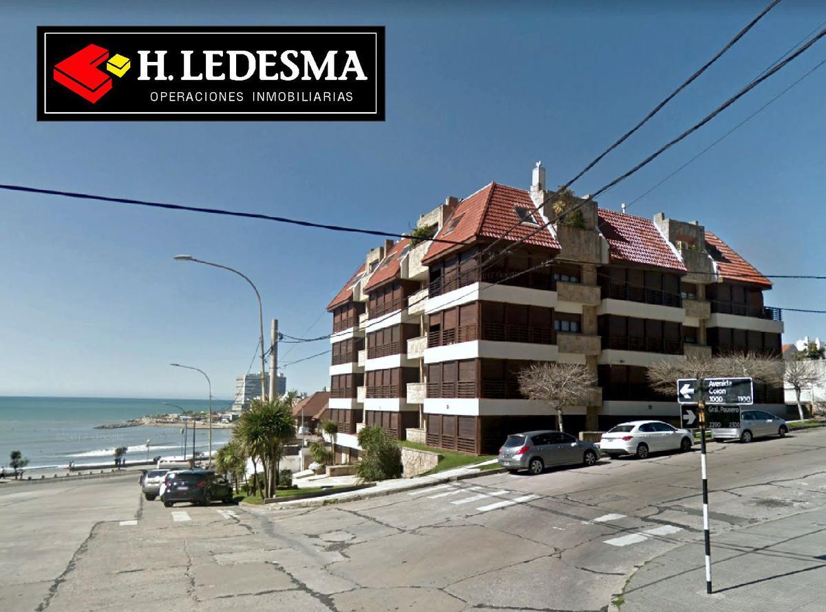 Foto Departamento en Venta en  Varese,  Mar Del Plata  AV COLON 800 • VISTA AL MAR