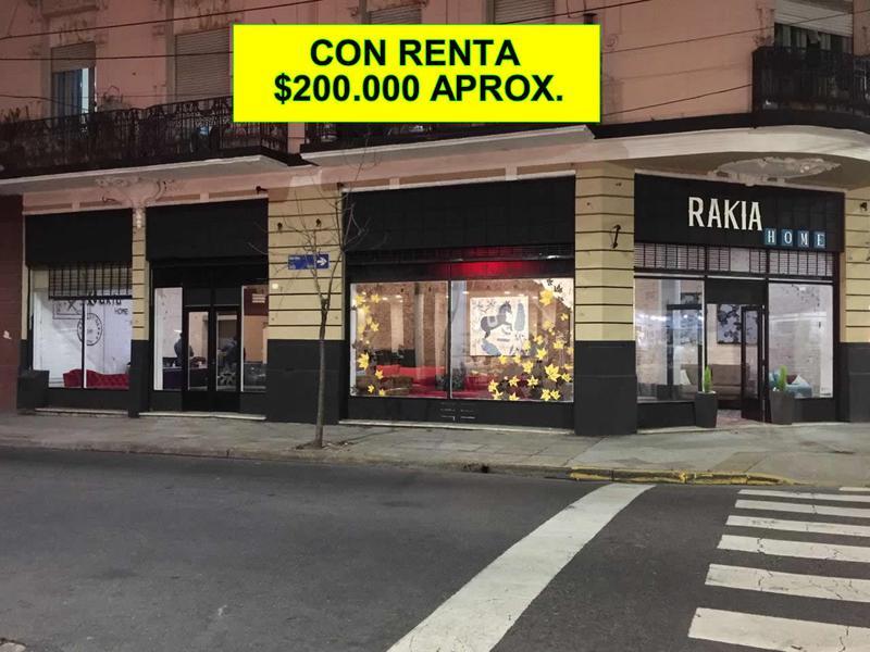 Foto Local en Venta |  en  Once ,  Capital Federal  Av. Belgrano al 2300