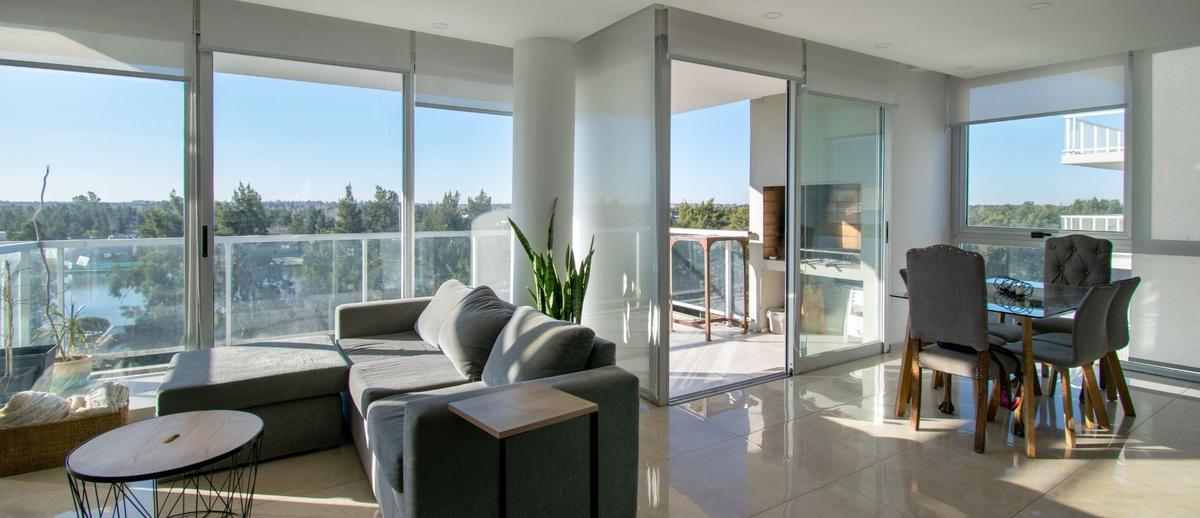 Departamento Venta 3 dormitorios parrillero patio verde amenities Aldea Fisherton