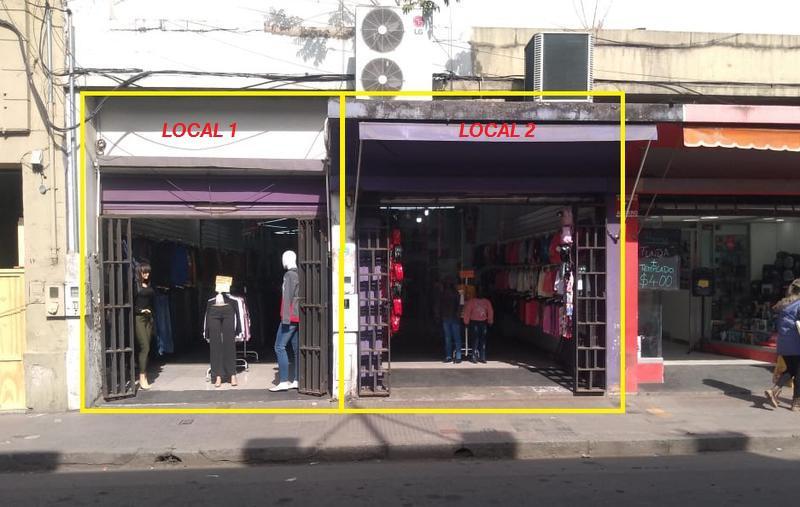 Foto Local en Alquiler en  San Miguel De Tucumán,  Capital  24 de Septiembre al 100