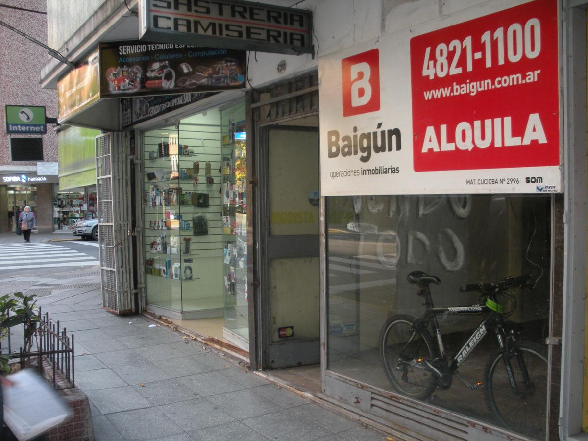 Foto Local en Alquiler en  Barrio Norte ,  Capital Federal  Guemes y Billinghurst