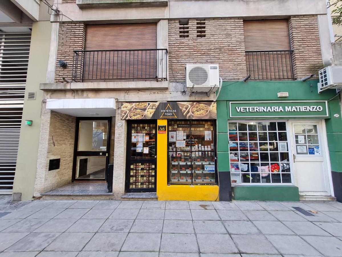 Foto Departamento en Alquiler en  Las Cañitas,  Palermo  matienzo al 1600