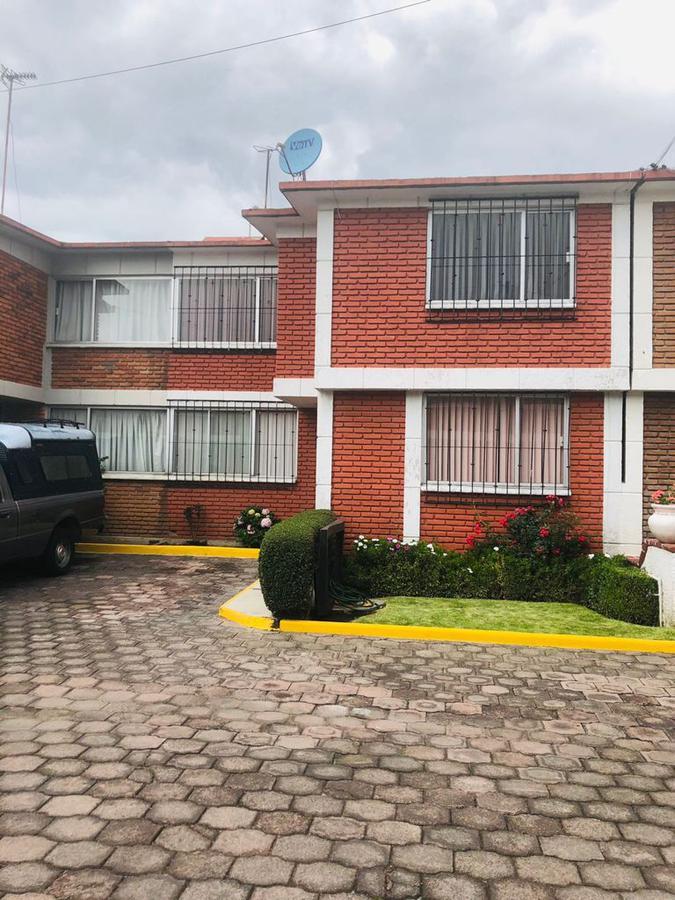 Foto Casa en condominio en Renta en  Santa Cruz,  Metepec  Pedro Ascencio, Villas San Agustín