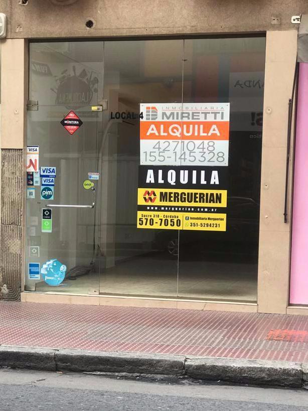 Foto Local en Alquiler en  Centro,  Cordoba  CORRIENTES 10