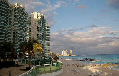 Foto Departamento en Renta en  Zona Hotelera,  Cancún  HERMOSO DEPARTAMENTO RENTA BAY VIEW GRAND CANCUN