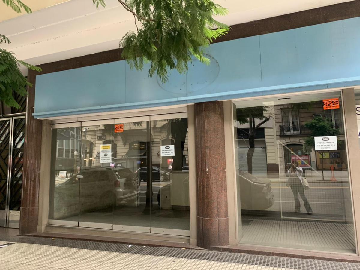 Foto Local en Alquiler en  Retiro,  Centro (Capital Federal)  Av. Santa Fe 900