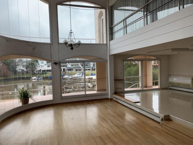 Foto Casa en Venta en  Marina Del Sol,  Countries/B.Cerrado  Marina del Sol Lote al 200
