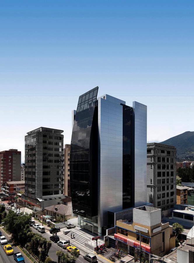 Foto Oficina en Alquiler en  Centro Norte,  Quito  Republica del Salvador y NNUU
