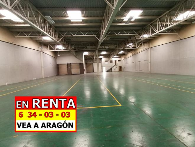 Foto Bodega Industrial en Renta en  Guaycura,  Tijuana  RENTAMOS BONITA BODEGA 1,203 Mts.2 ó 12,952 Pies.2 II-8