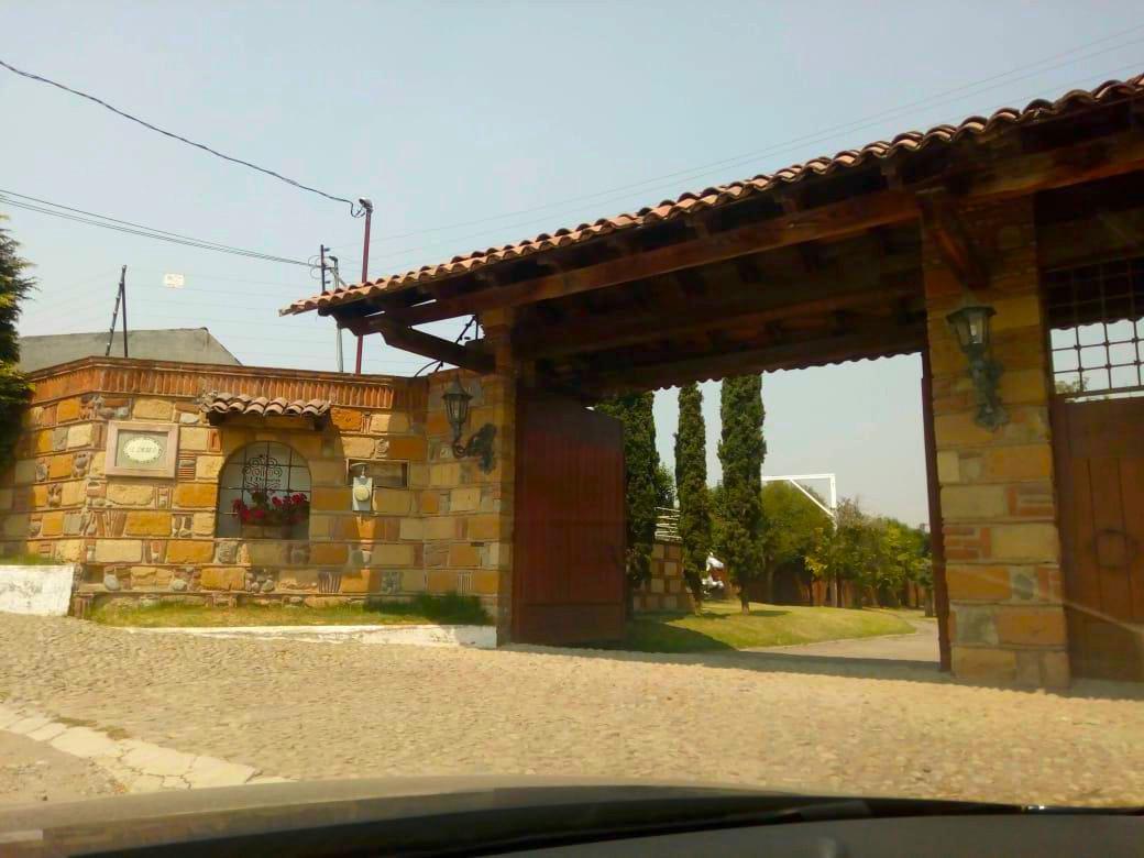 Foto Casa en Venta en  Cacalomacan,  Toluca  Venta Rancho en Cacalomacan Toluca