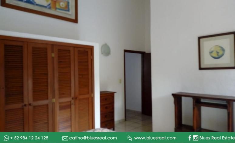 Picture Apartment in Rent in  Solidaridad ,  Quintana Roo  Furnished apartment for rent rustic style in Playa del Carmen  Blues Real | Code 964