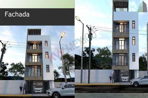 Foto Edificio Comercial en Venta en  Santa Cruz,  Metepec  EDIFICIO DE DEPARTAMENTOS  EN VENTA EN METEPEC