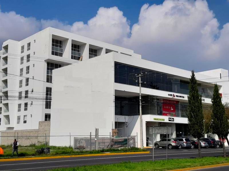 Foto Departamento en Venta en  Bellavista,  Metepec  Departamento Residencial San Patricio Loft Metepec