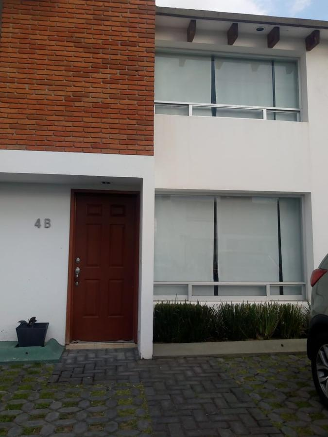 Foto Casa en condominio en Renta en  Calimaya ,  Edo. de México  CASA EN RENTA EN BOSQUE DE LAS FUENTES