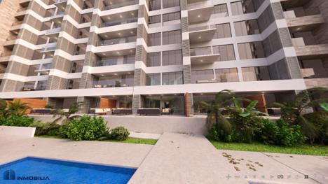 Foto Departamento en Venta en  Zona industrial Cordemex,  Mérida          Departamento de Lujo en Vía Montejo (Torre Residencial Oceana)