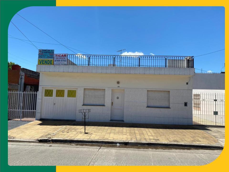 Foto Casa en Venta en  Loma Hermosa,  Tres De Febrero  Morganti al 8600