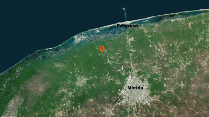 Foto Terreno en Venta en  Mérida ,  Yucatán  Terreno De 1 hasta 20.05 Hectáreas en Sierra Papacal
