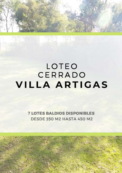 Foto Terreno en Venta en  Jose Clemente Paz ,  G.B.A. Zona Norte  Artigas al 6200