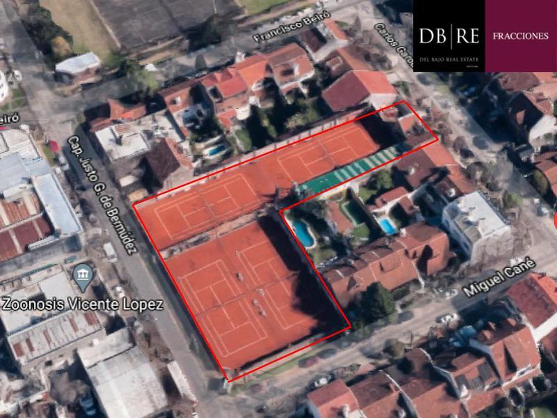 Foto Terreno en Venta en  Olivos-Uzal/Panam.,  Olivos  Carlos Gardel al 3500