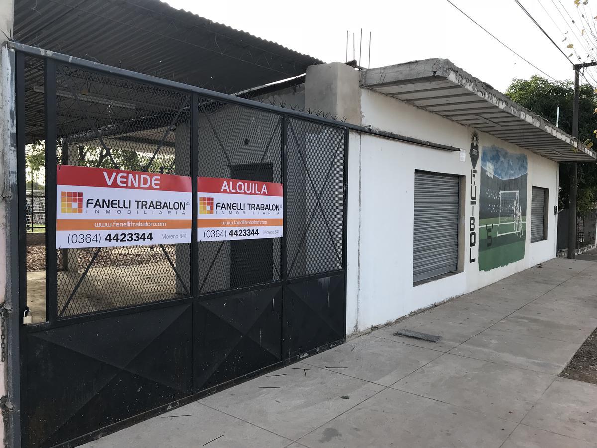 Foto Fondo de Comercio en Alquiler en  Primero de Mayo,  Presidencia Roque Saenz Peña  126 e 119 y Av Gardel