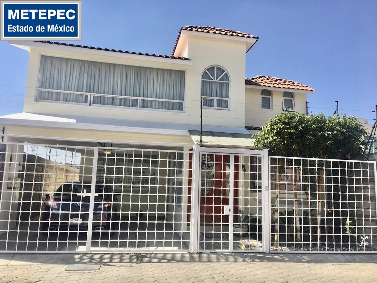 Foto Casa en condominio en Venta en  Metepec ,  Edo. de México  Casa en VENTA Pedregal Asunción, Col. Bellavista, Metepec, Estado de México
