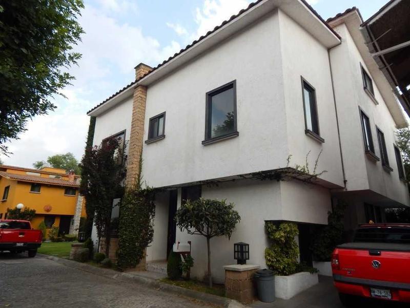 Foto Casa en Venta en  Santa Cruz,  Metepec  CASA EN VENTA FRACC. LOS VITRALES METEPEC